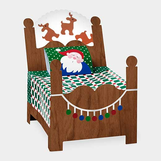 MoMA クリスマスカード トナカイの夢の商品画像