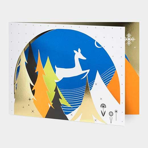MoMA クリスマスカード リーピングフォウンの商品画像