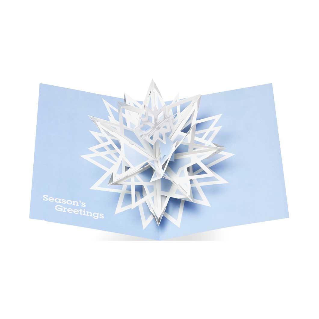 MoMA クリスマスカード モダンスターの商品画像