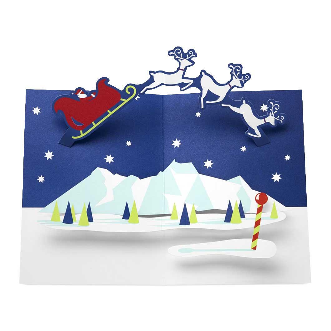MoMA クリスマスカード クリスマスイブの商品画像