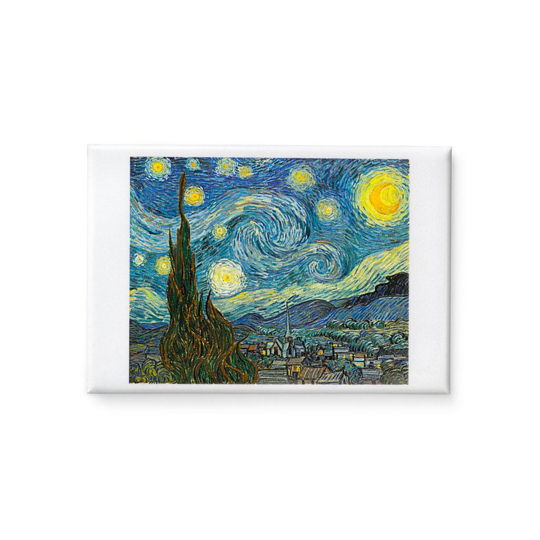 MoMA マグネット Starry Nightの商品画像