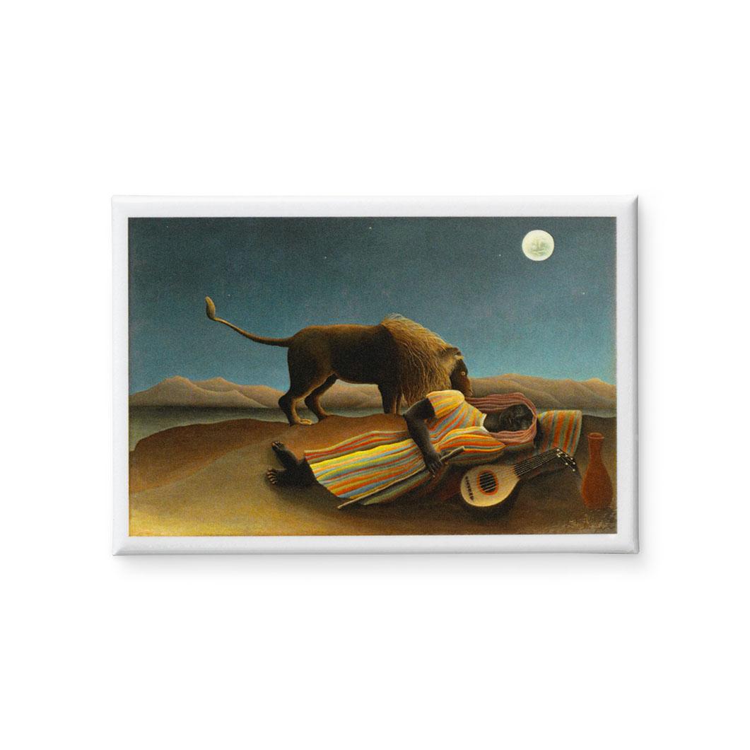 MoMA マグネット Sleeping Gypsyの商品画像