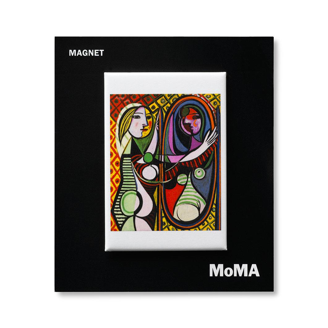 MoMA マグネット Girl Before Mirrorの商品画像