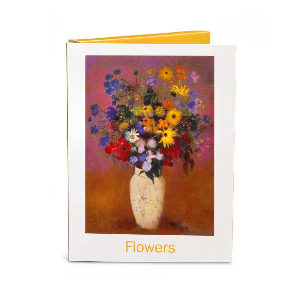 MoMA フラワーズ カードボックスの商品画像