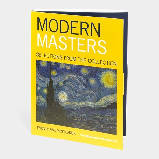 MoMA モダンマスターズ カードブックの商品画像