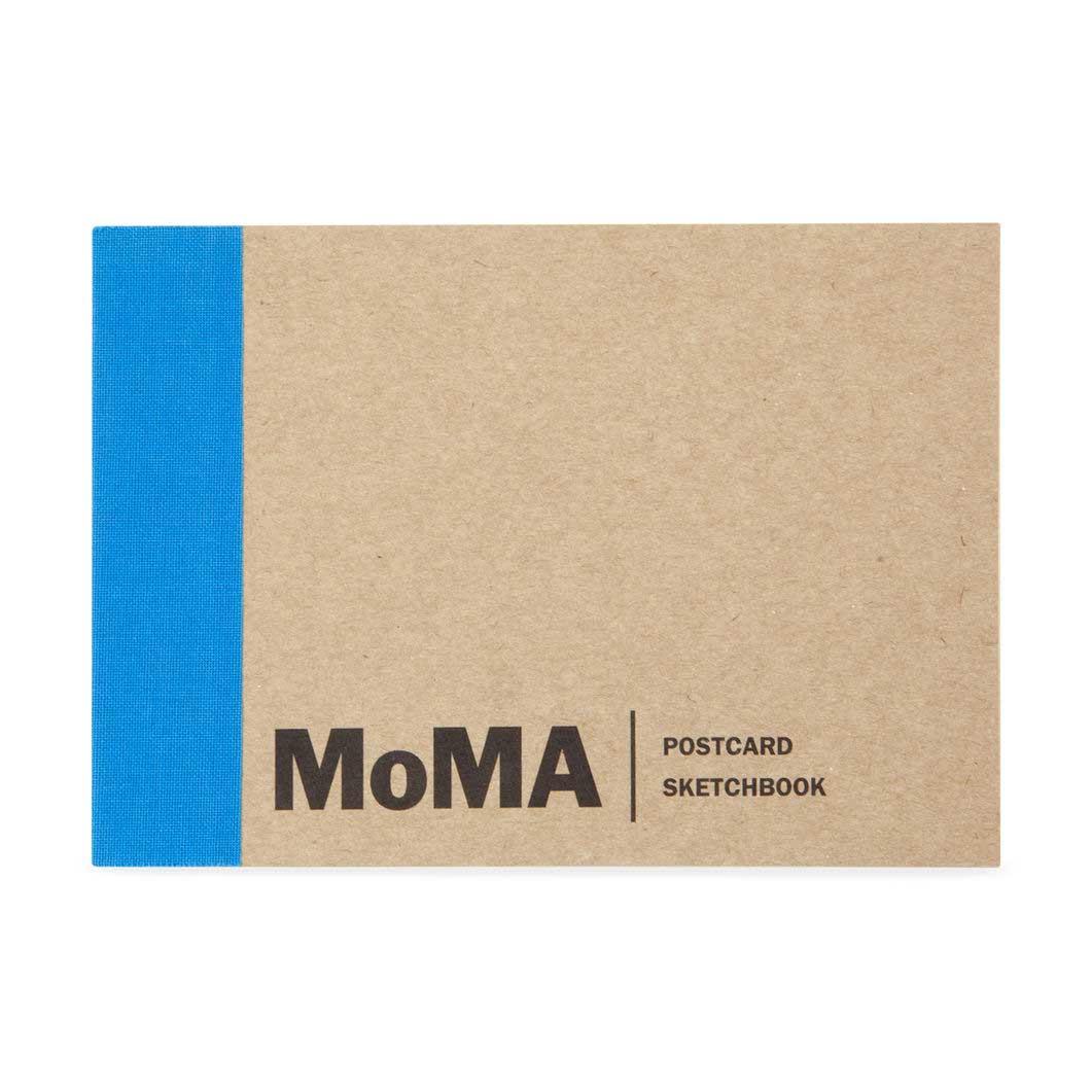 MoMA スケッチブック ポストカードサイズの商品画像