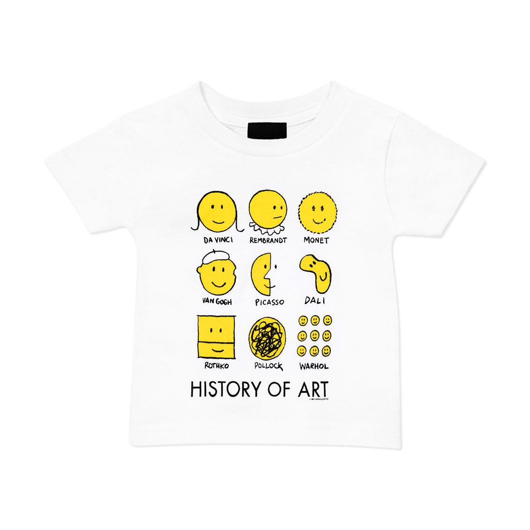 <MoMA> MoMA ヒストリーオブアートキッズ Tシャツ 70cm