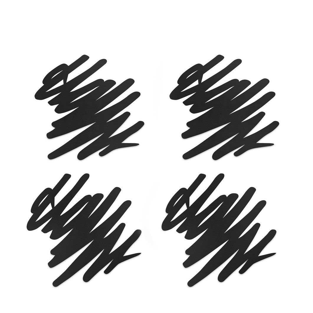 MoMA スクラッチ コースター(4枚セット)の商品画像