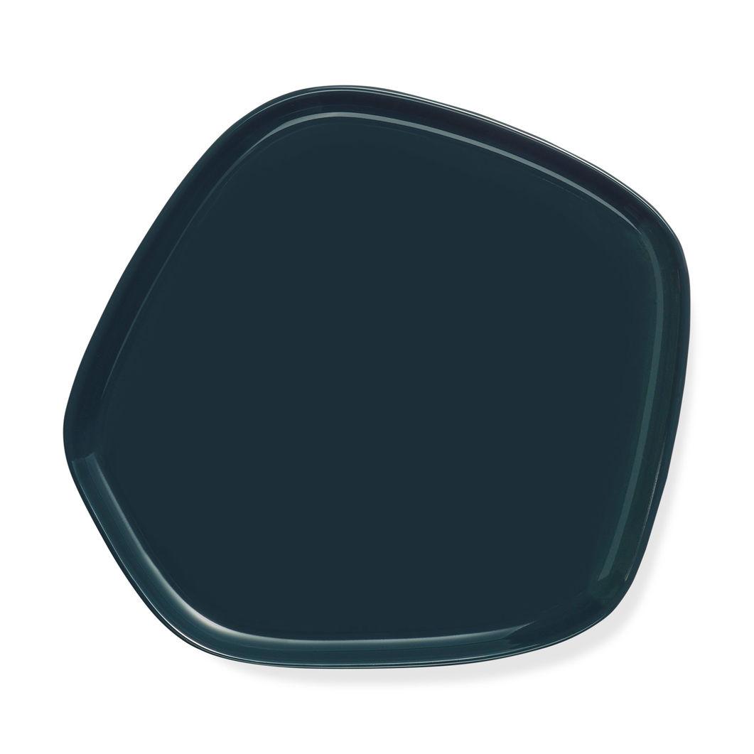 Iittala X Issey Miyake プラター スモール ダークグリーンの商品画像