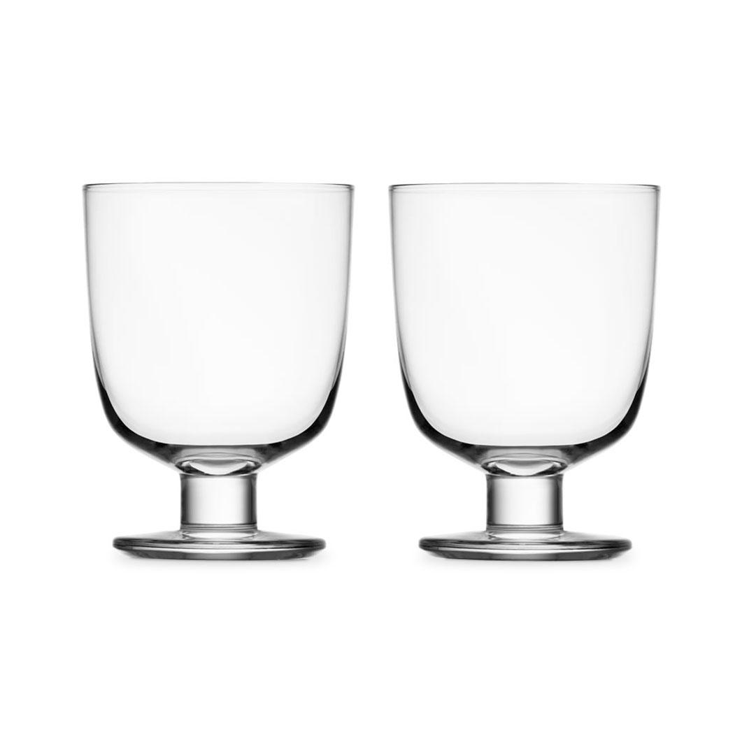 iittala レンピ グラス クリア(2個セット)の商品画像