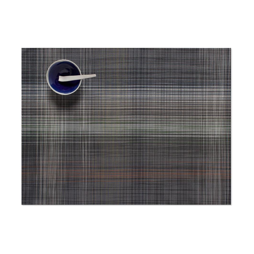 <MoMA> Chilewich プレイド プレースマット グレー