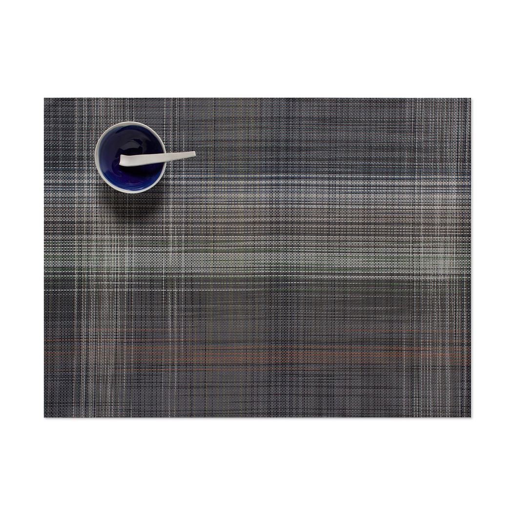 Chilewich プレイド プレースマット グレーの商品画像
