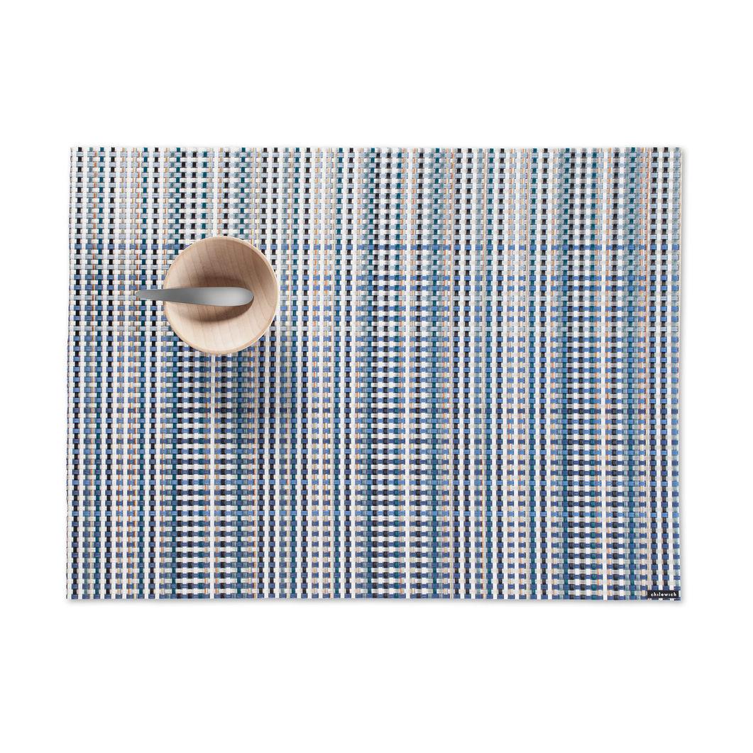 <MoMA> Chilewich グリッド プレースマット ブルー