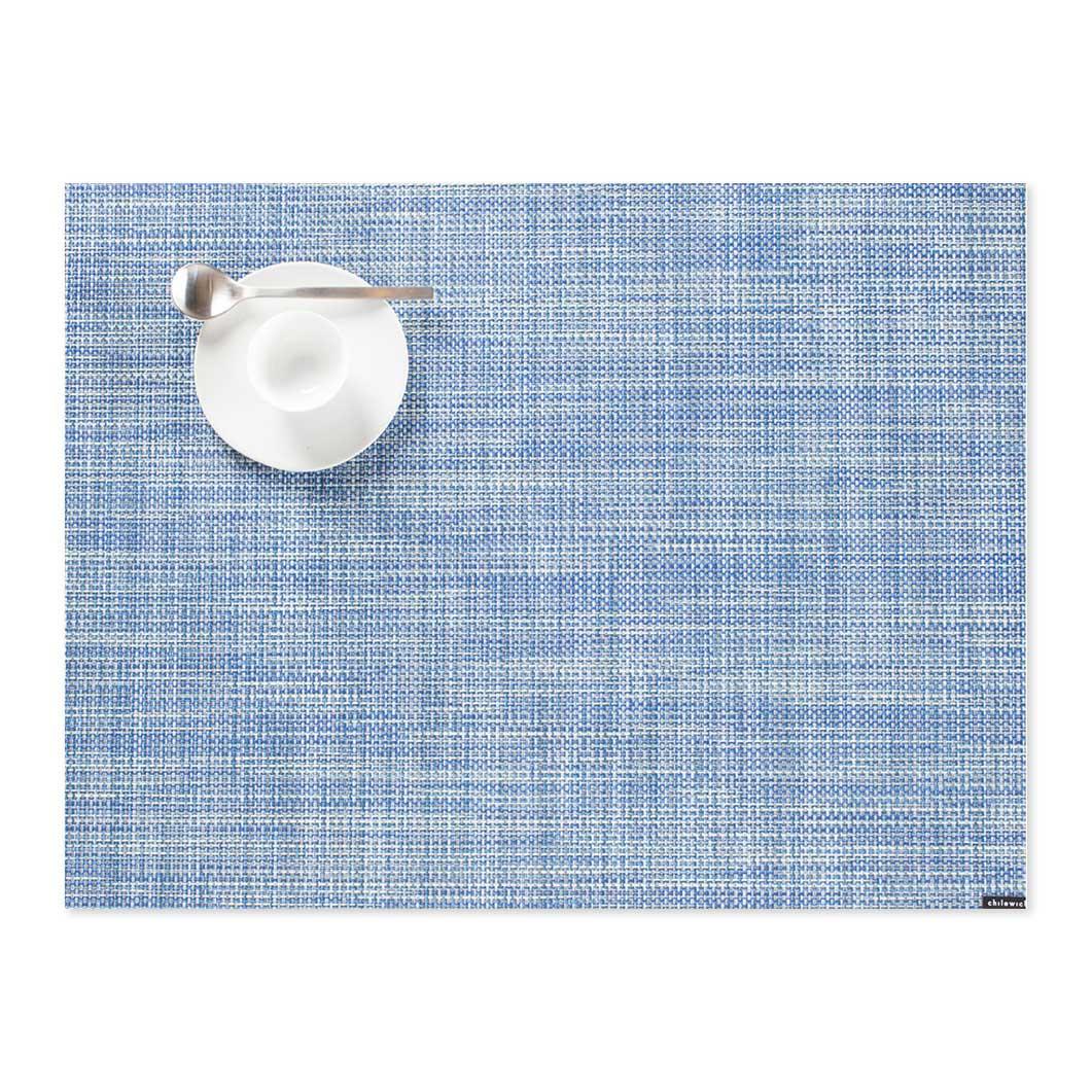 Chilewich ミニバスケットマット シャンブレーの商品画像