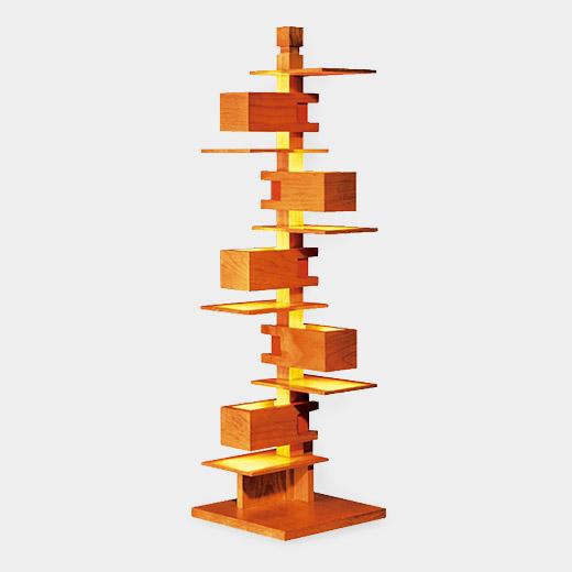 タリアセン 3 テーブルランプ チェリーの商品画像