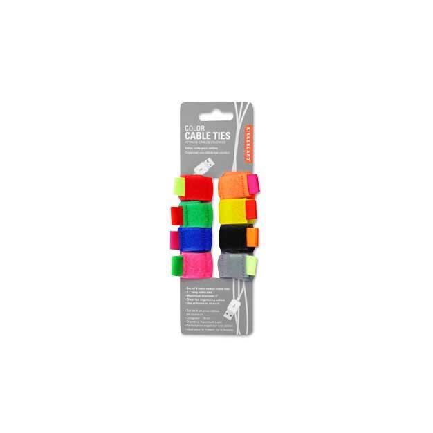 カラー ケーブルタイ(8個セット)の商品画像