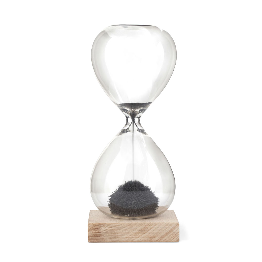 マグネティックサンド アワーグラス 1minの商品画像
