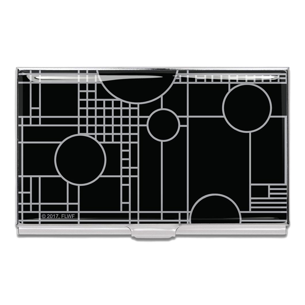 ACME FLW プレイハウス ブラック カードケースの商品画像