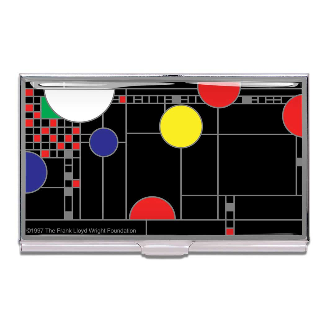 MoMA STOREACME FLW プレイハウス カードケース
