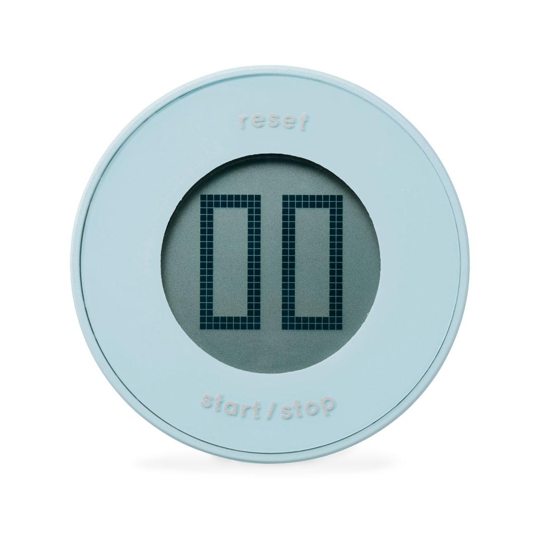 デジタル ダイアル タイマー ブルーの商品画像