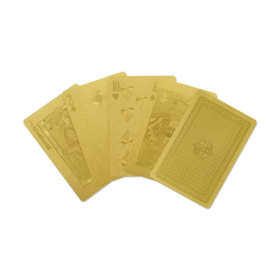 ゴールド トランプの商品画像