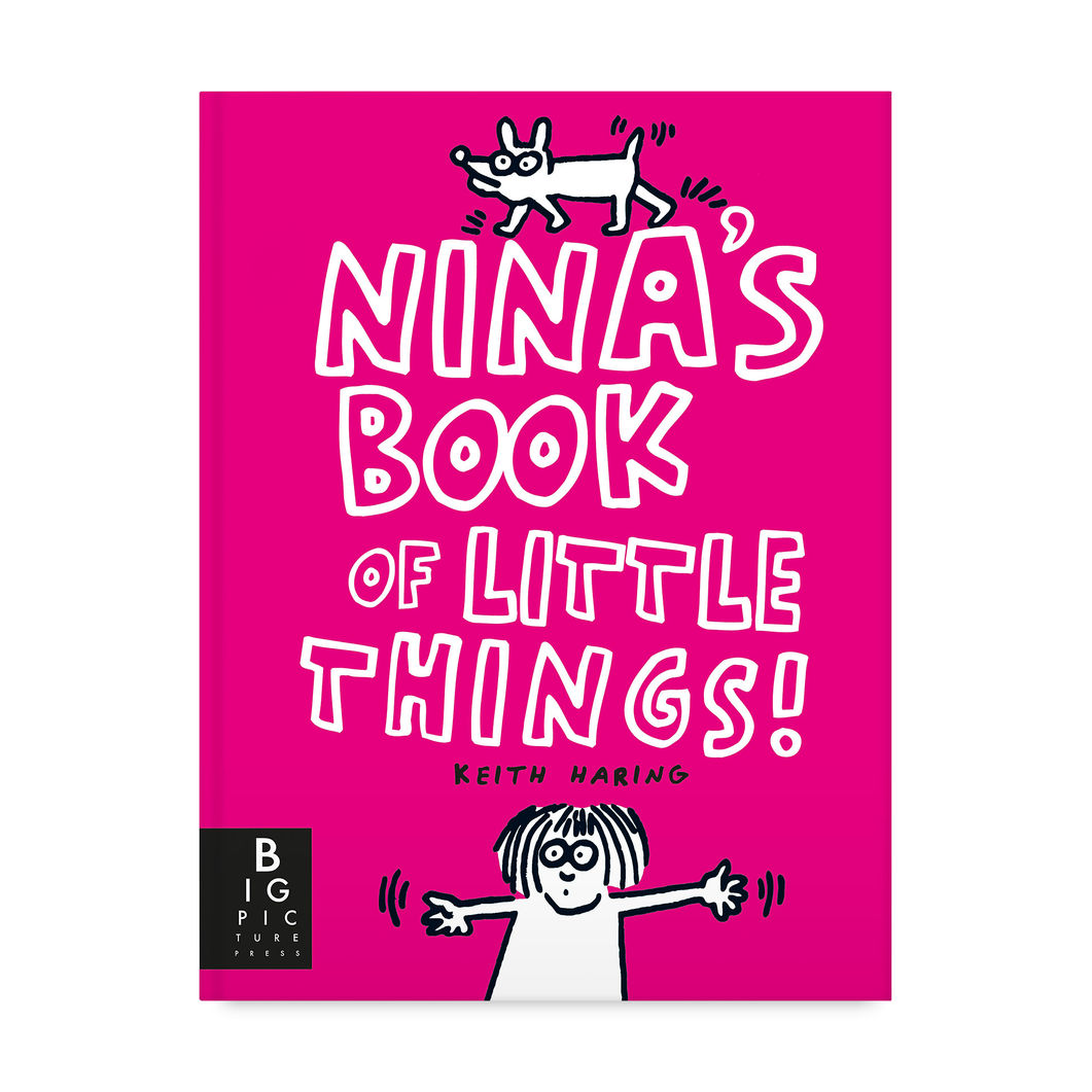 Keigh Haring: Nina's Book Of Little Thingsの商品画像