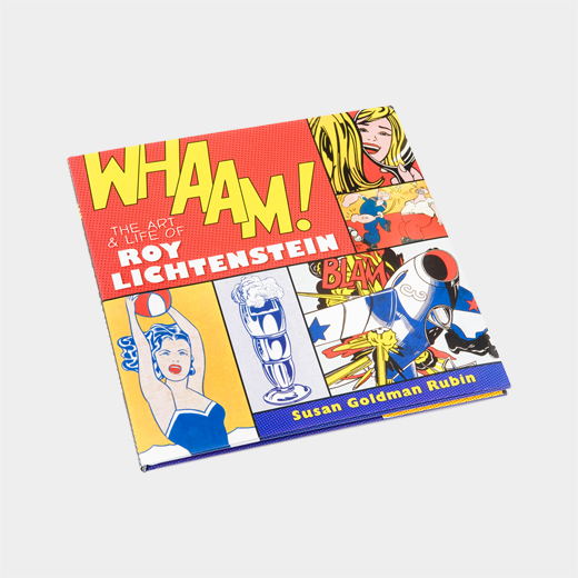 Whaam Art And Life Of Roy Lichtensteinの商品画像