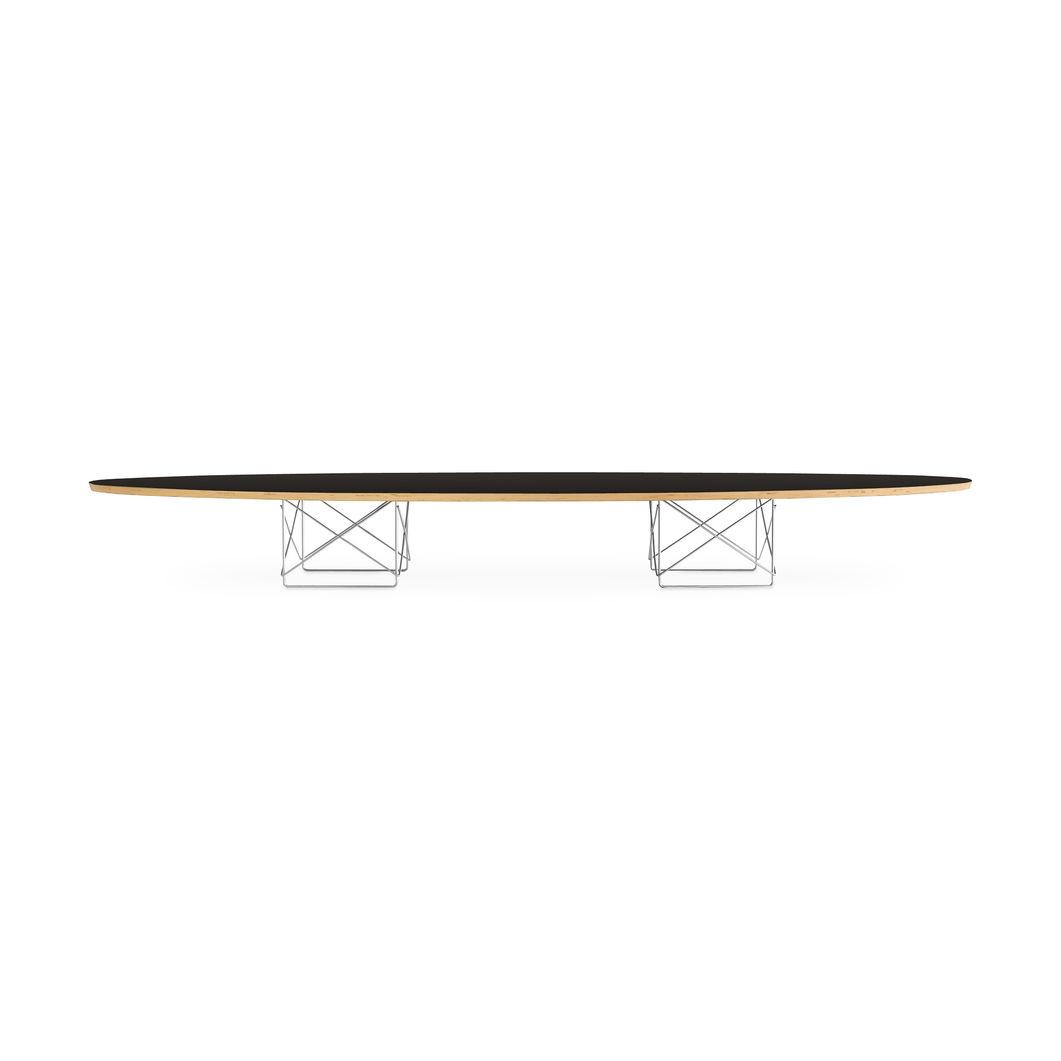 イームズ エリプティカルテーブル ブラックの商品画像