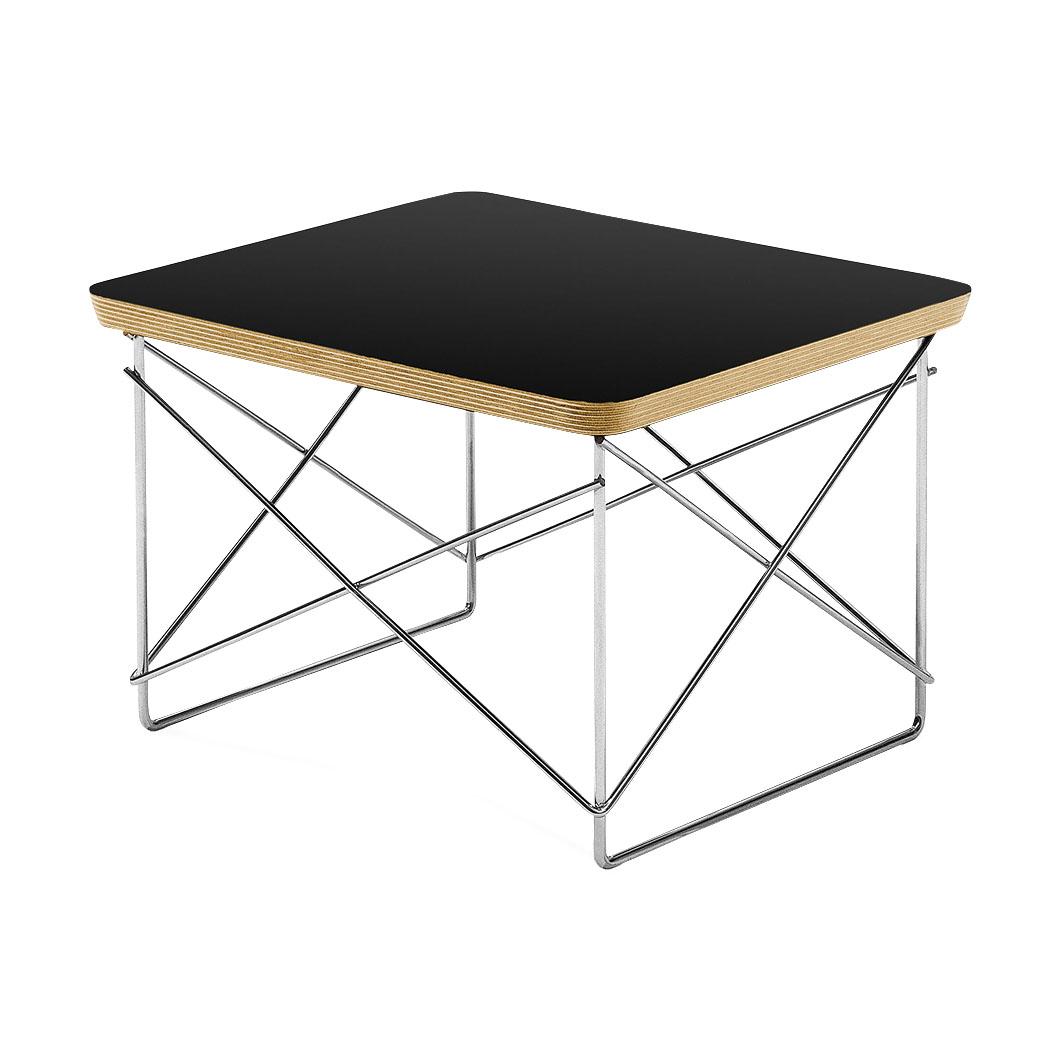 イームズ ワイヤーテーブル ブラックの商品画像