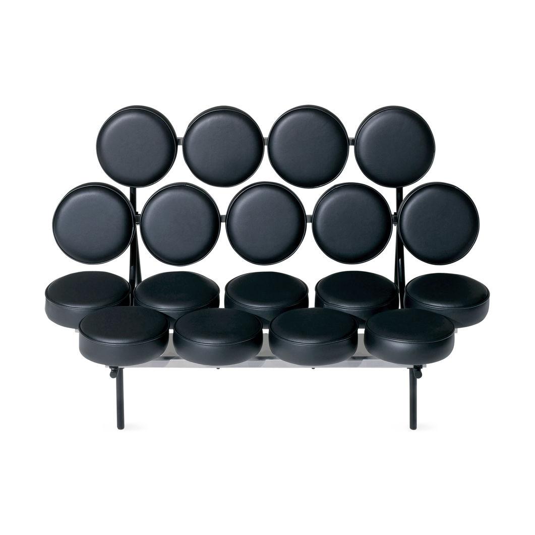 ネルソン マシュマロソファ ブラックの商品画像