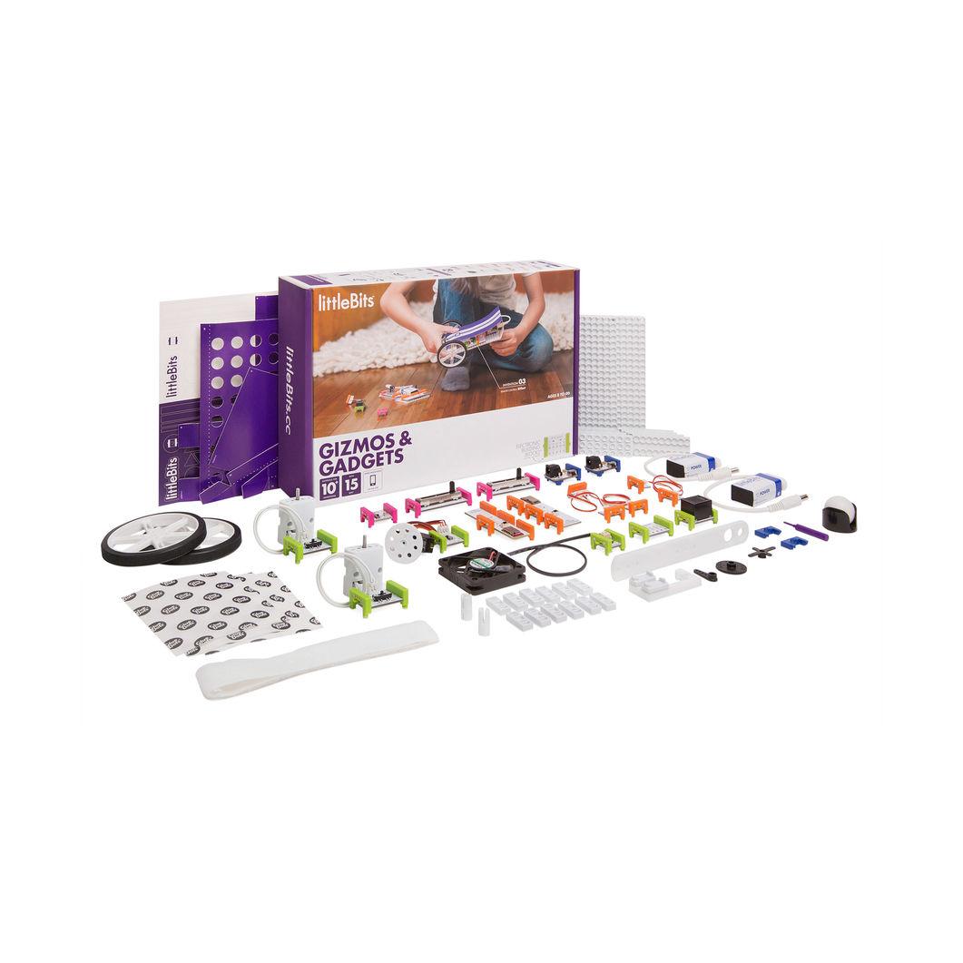 littleBits ビルディングキット ギズモ&ガジェットの商品画像