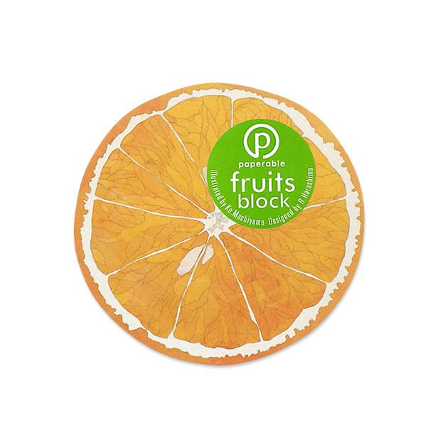 フルーツブロック オレンジの商品画像