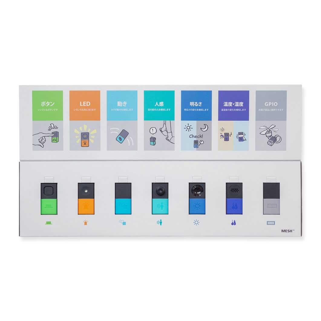 MESHタグ 7セットの商品画像
