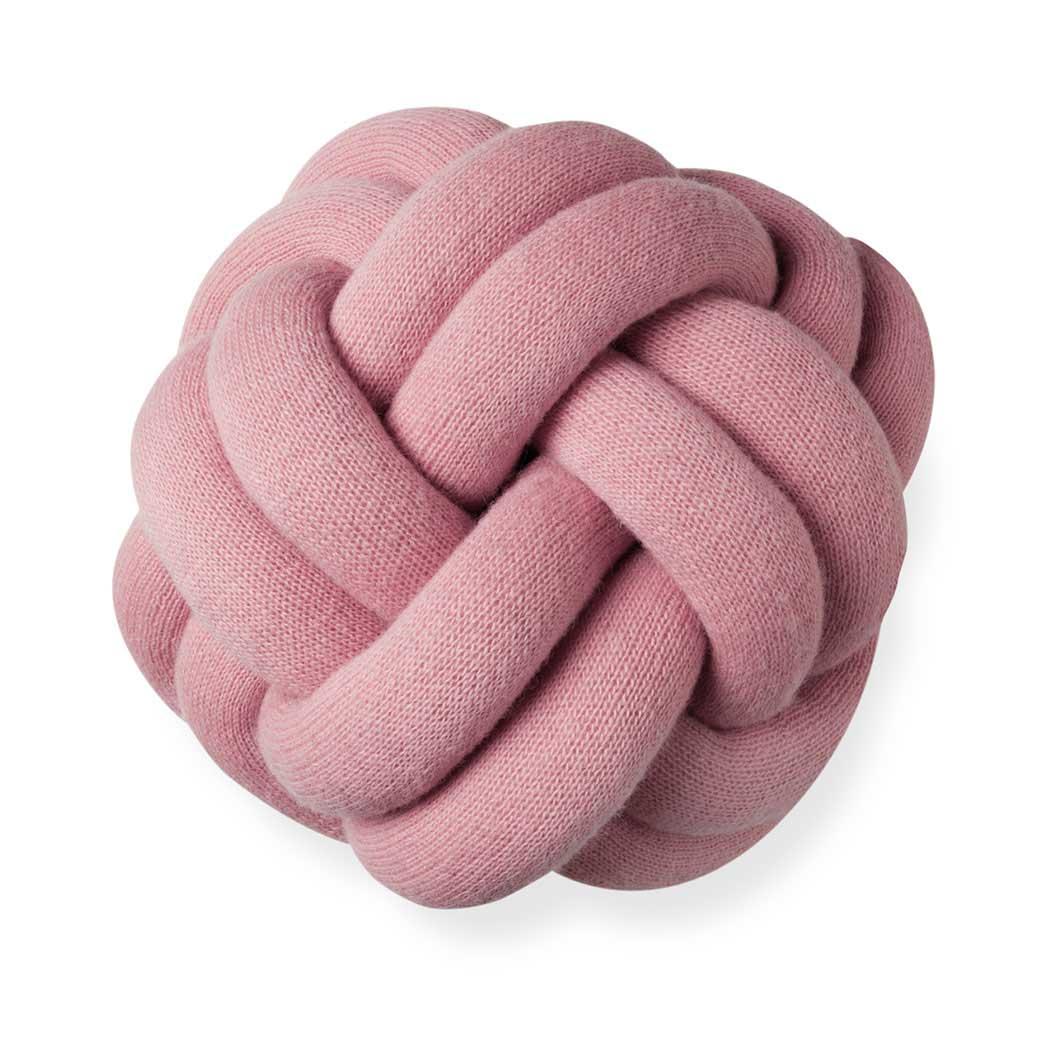 ノット クッション ピンクの商品画像