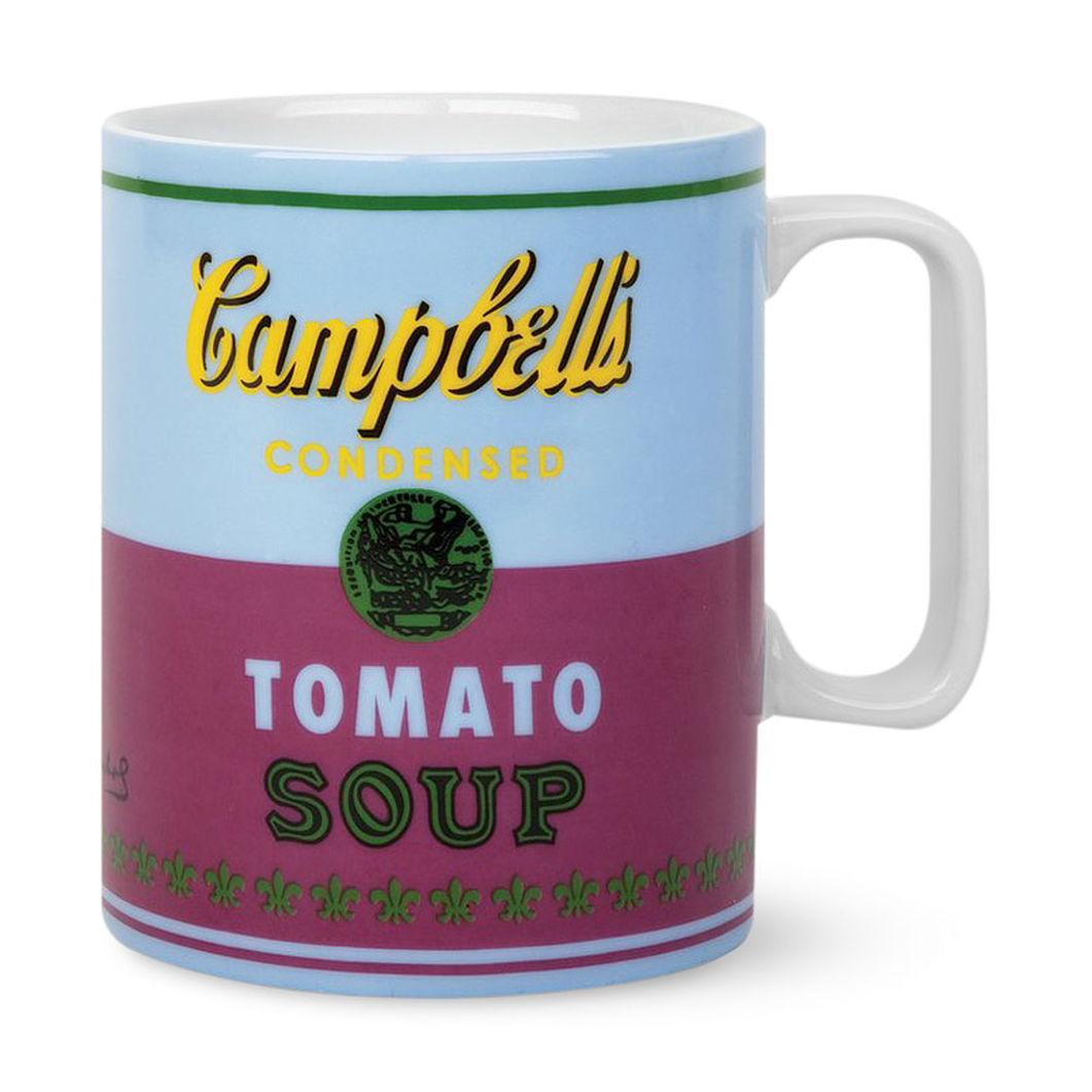 ウォーホル:Campbell's Soup マグ レッドバイオレットの商品画像