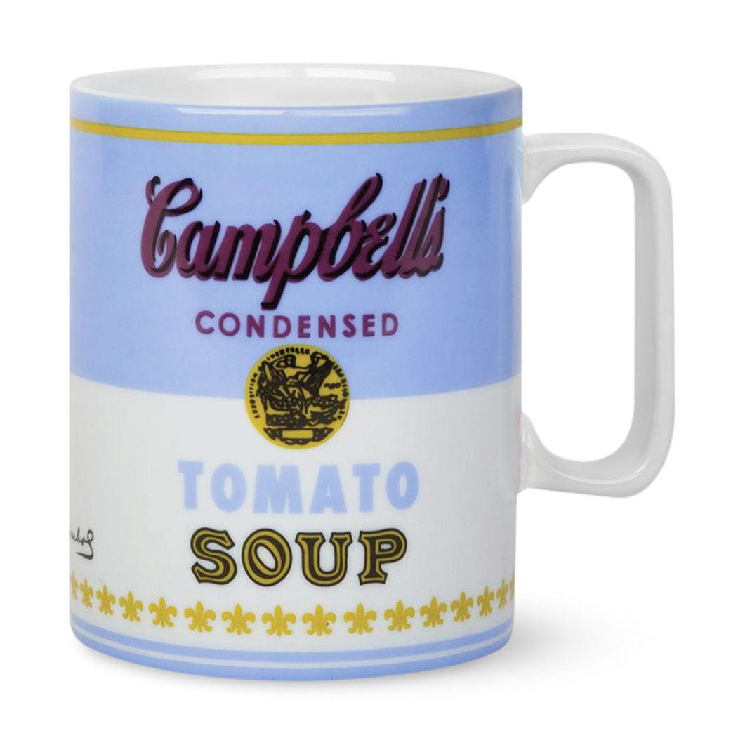 ウォーホル:Campbell's Soup マグ ブルーの商品画像