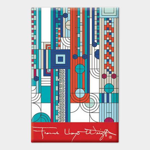 フランク・ロイド・ライト:スグアロフォーム マグネットの商品画像