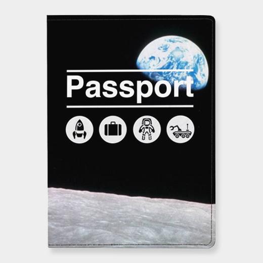 タイベック パスポートカバー スペースの商品画像