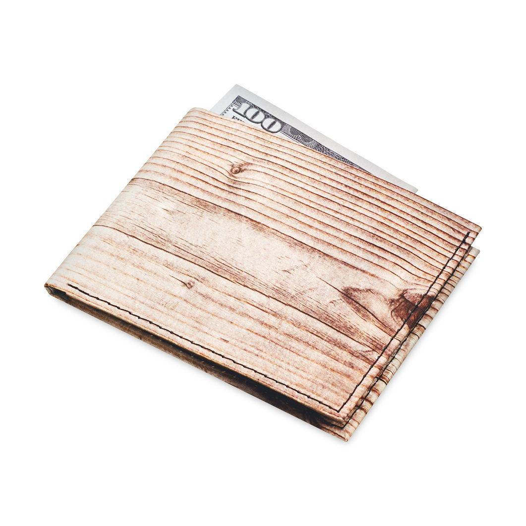 タイベック ウォレット Billfold ウッドの商品画像