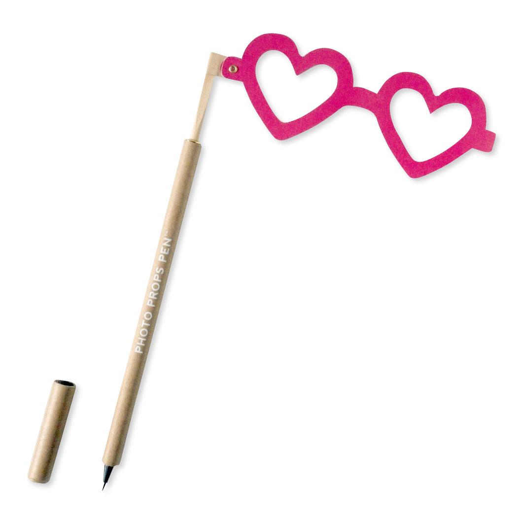 変装ペン ハートの商品画像