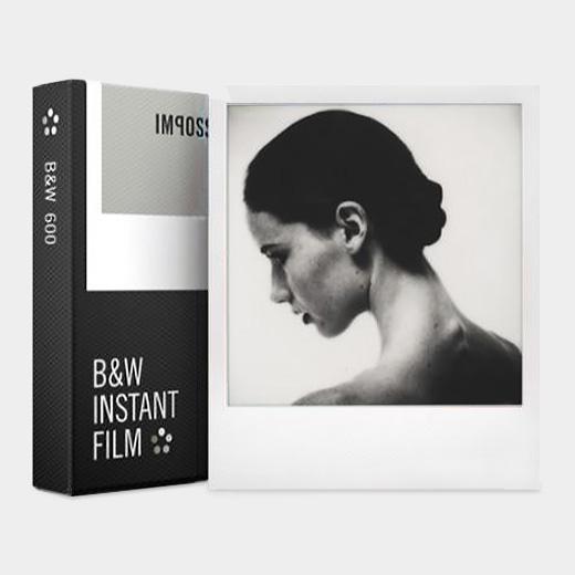 Impossible B & Wフィルム 600の商品画像