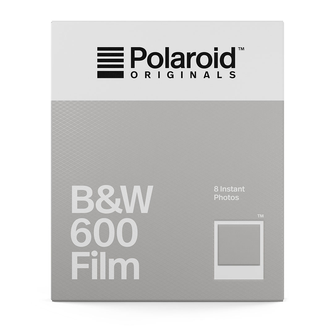Polaroid B & Wフィルム 600の商品画像