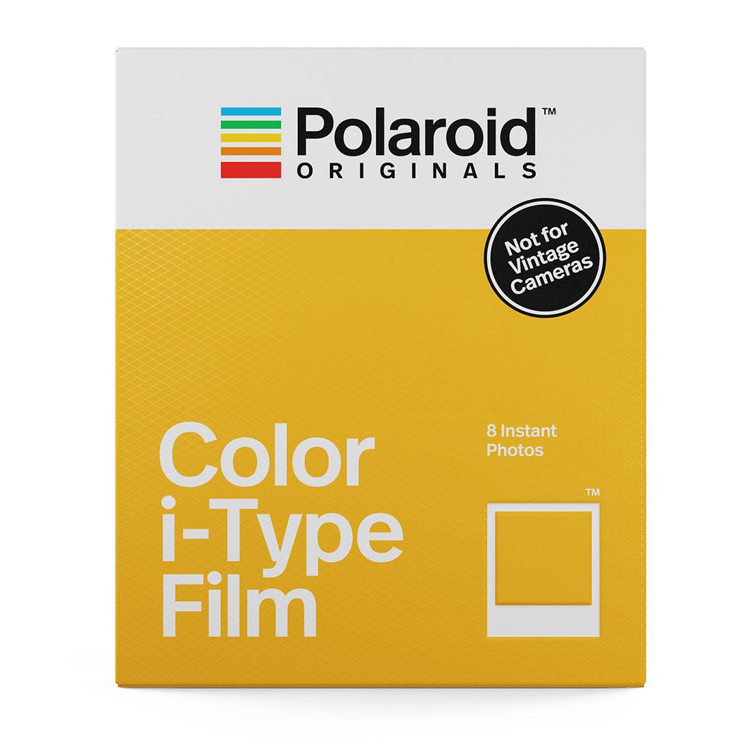 Polaroid カラーフィルム i-Typeの商品画像