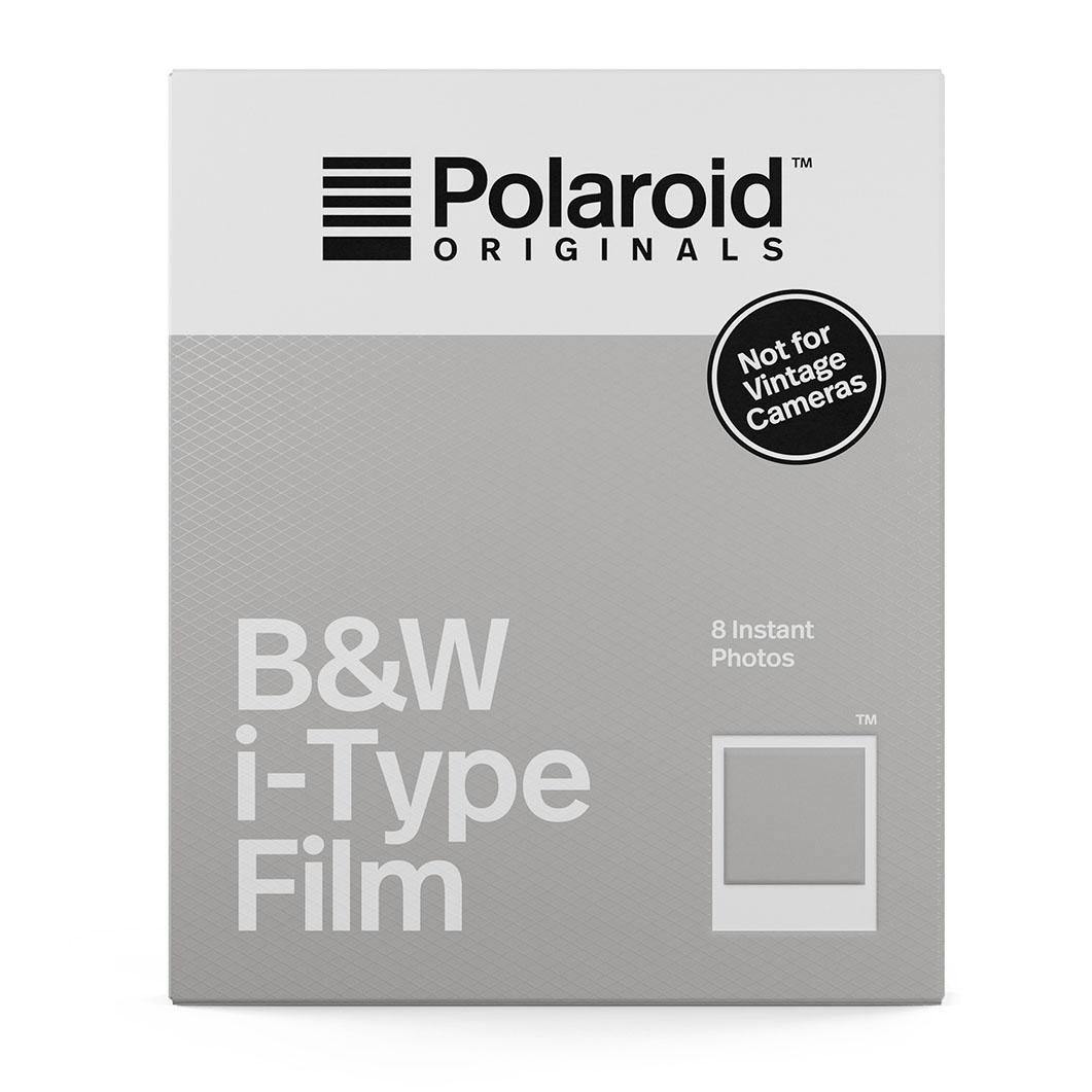 Polaroid B & Wフィルム i-Typeの商品画像