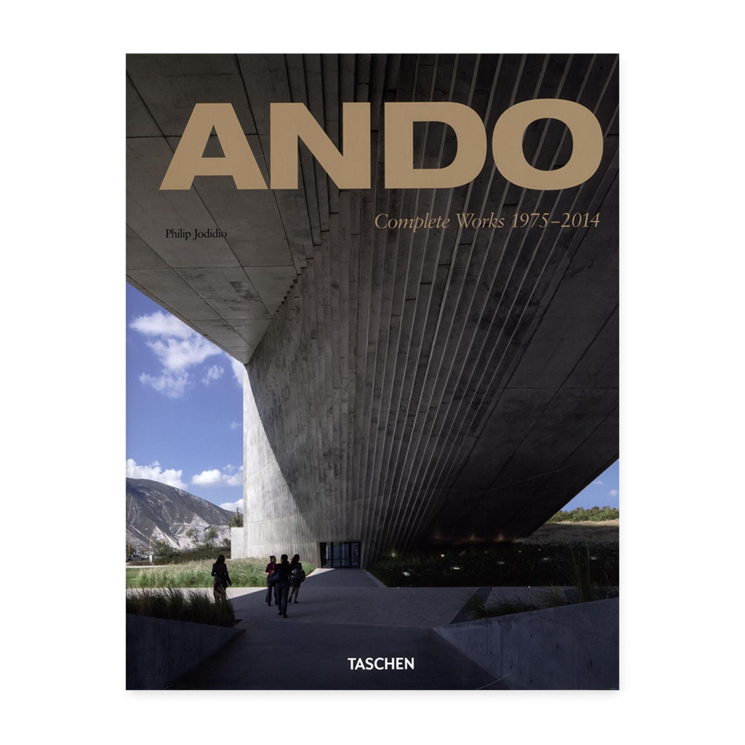 Ando. Complete Works 1975-2014の商品画像