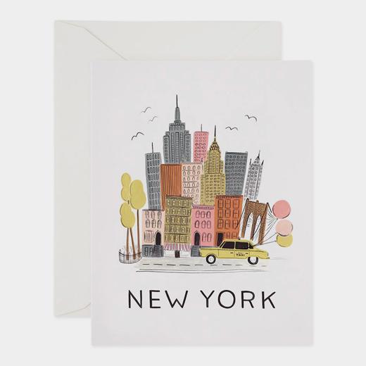 New York(ニューヨークシティ)・カードの商品画像
