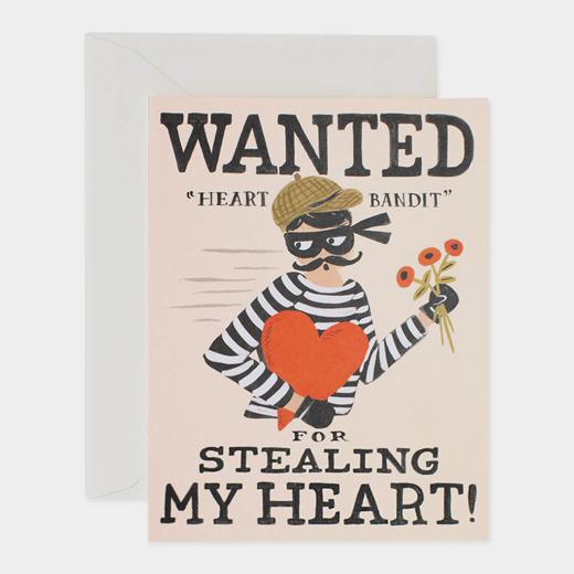 Heart Bandit(ウォンテッド)・カードの商品画像