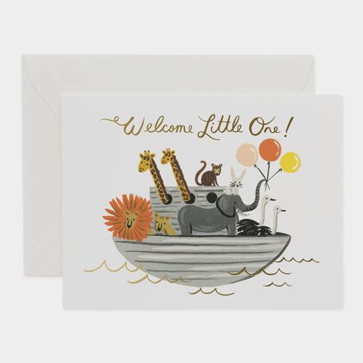 Noah's Ark(ベビーノアー)・カードの商品画像