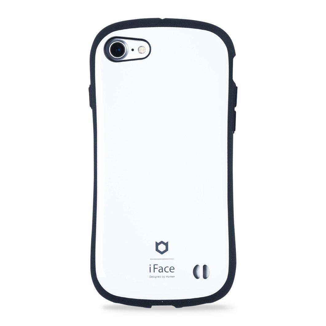 iFace iPhone 8/7 ケース ホワイトの商品画像