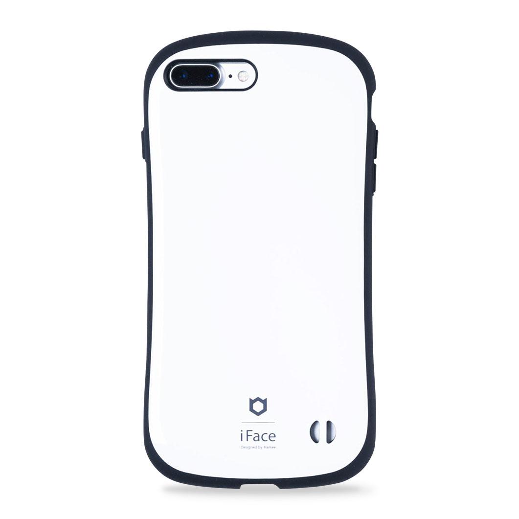 <MoMA> iFace iPhone 7 Plus ケース ホワイト